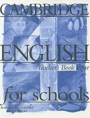 Cambridge English for Schools, Four als Buch