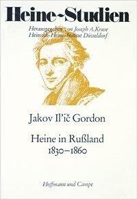 Heine in Russland 1830-1860 als Buch