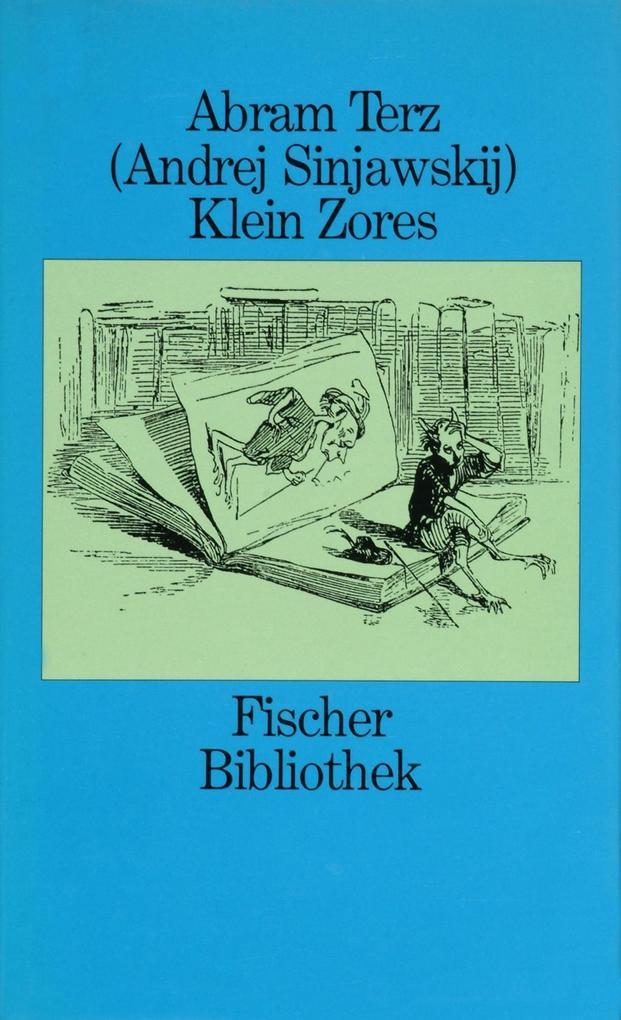 Klein Zores als Buch
