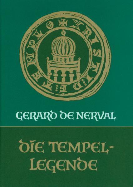 Die Tempellegende als Buch