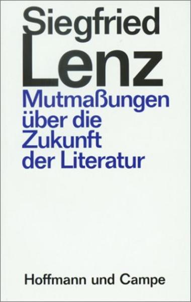 Mutmaßungen über die Zukunft der Literatur als Buch
