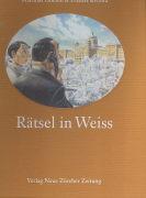 Rätsel in Weiss als Buch