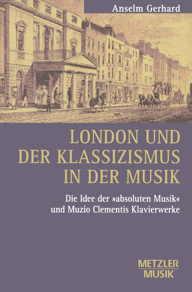 London und der Klassizismus in der Musik als Bu...