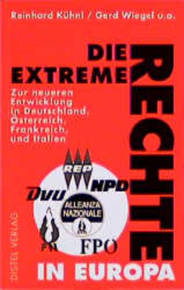 Die extreme Rechte in Europa als Buch
