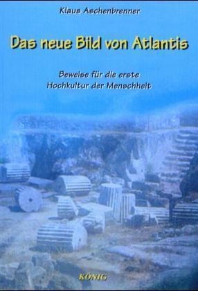 Das neue Bild von Atlantis als Buch