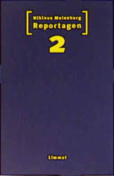 Reportagen 2 als Buch