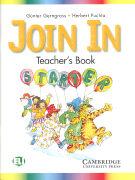 Join in Starter Teacher's Book als Taschenbuch