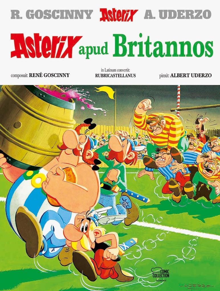 Asterix latein 09 als Buch