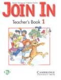 Join in Teacher's Book 1