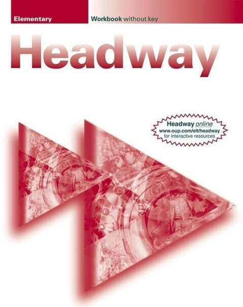 New Headway. Elementary. Workbook without key als Buch