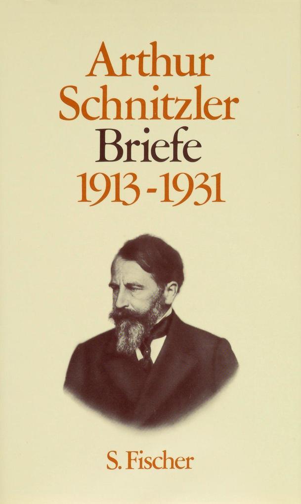 Briefe 1913-1931 als Buch