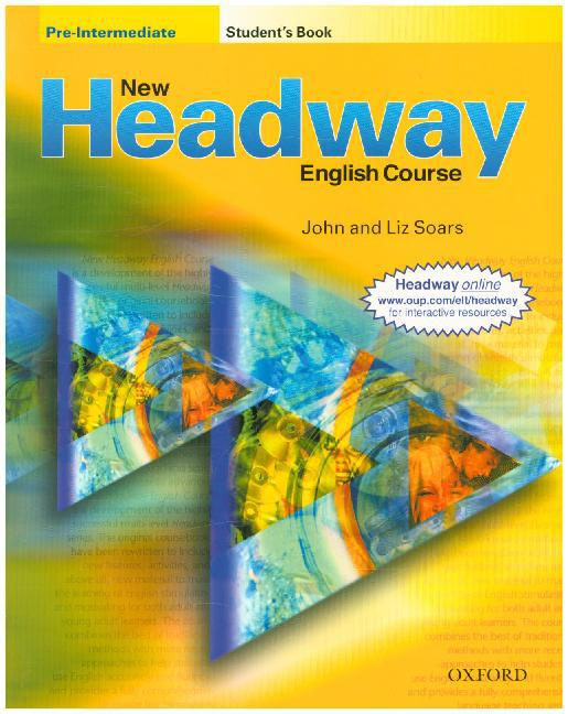 New Headway. Pre-Intermediate. Student's Book als Buch