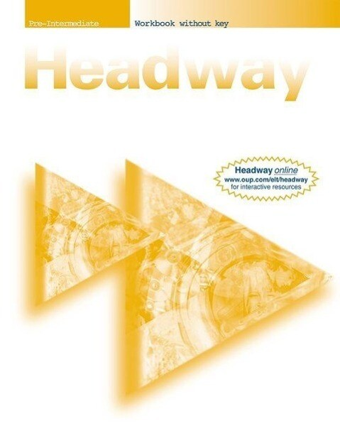 New Headway English Course. Pre-Intermediate. Workbook als Buch