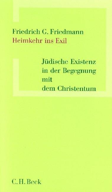 Heimkehr ins Exil als Buch