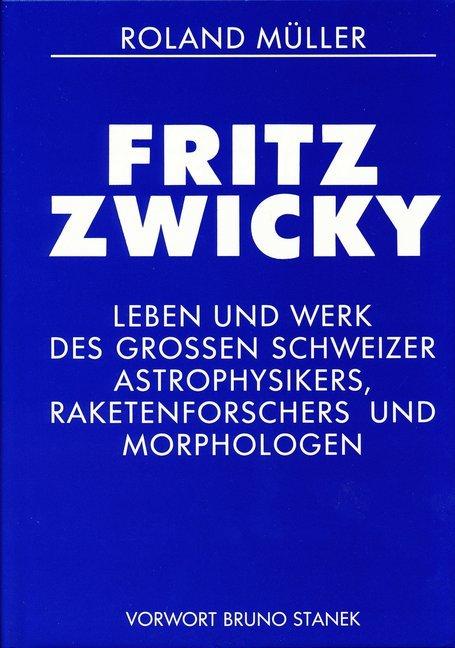 Fritz Zwicky als Buch