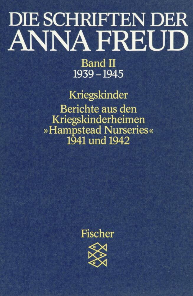 Die Schriften der Anna Freud 02 als Taschenbuch