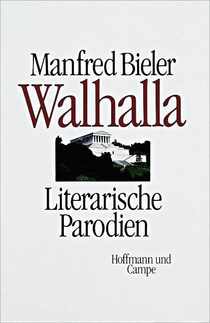 Walhalla als Buch