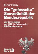 """Die """"gefesselte"""" Souveränität der Bundesrepublik als Buch"""
