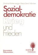 SPD, Krieg und Frieden als Buch