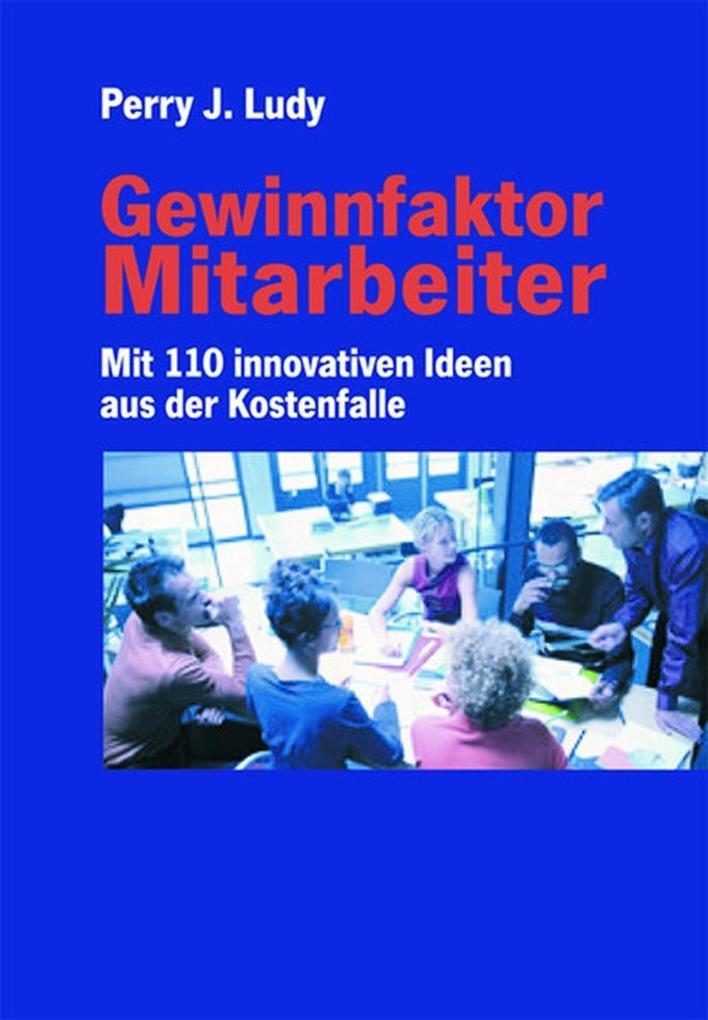 Gewinnfaktor Mitarbeiter als Buch