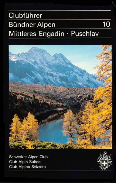 Alpinführer/ Clubführer. Bündner Alpen 10 als Buch