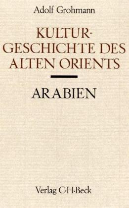 Kulturgeschichte des Alten Orients als Buch