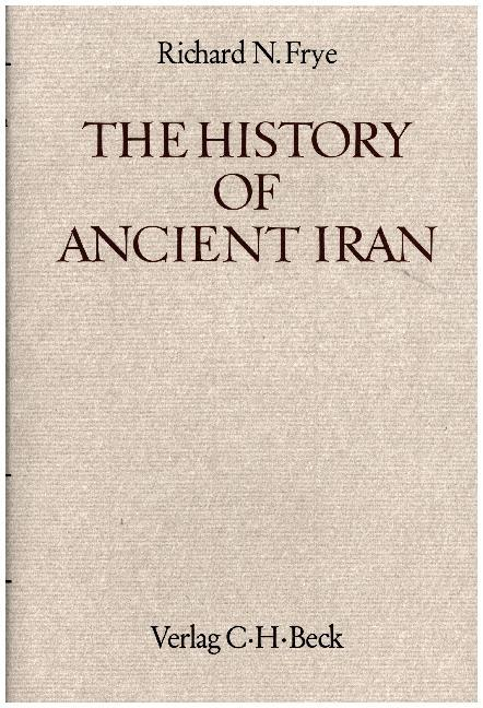 The History of Ancient Iran als Buch