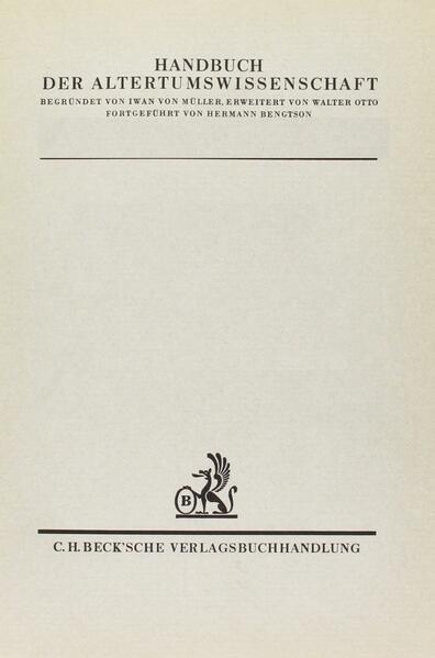 Geschichte der Karthager als Buch