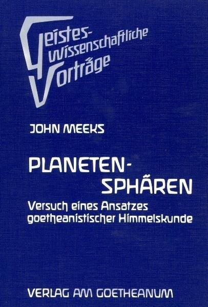 Planetensphären - Planetenkörper als Buch