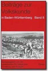 Beiträge zur Volkskunde in Baden-Württemberg als Buch
