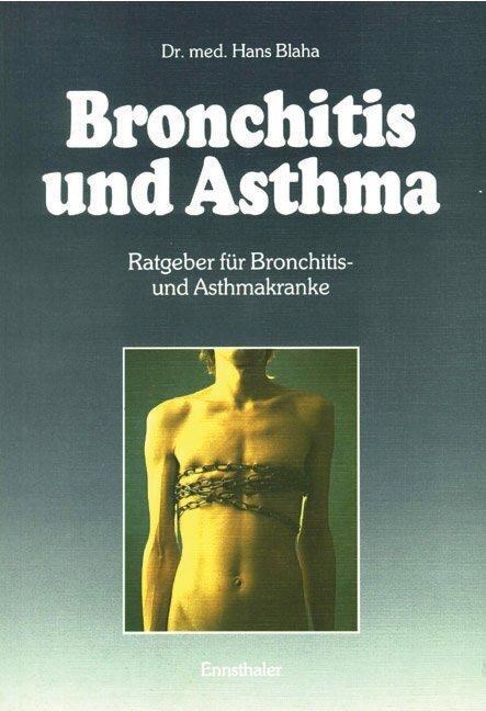Bronchitis und Asthma als Buch