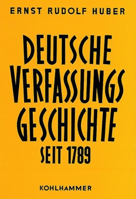 Deutsche Verfassungsdokumente 1803 - 1950 als Buch