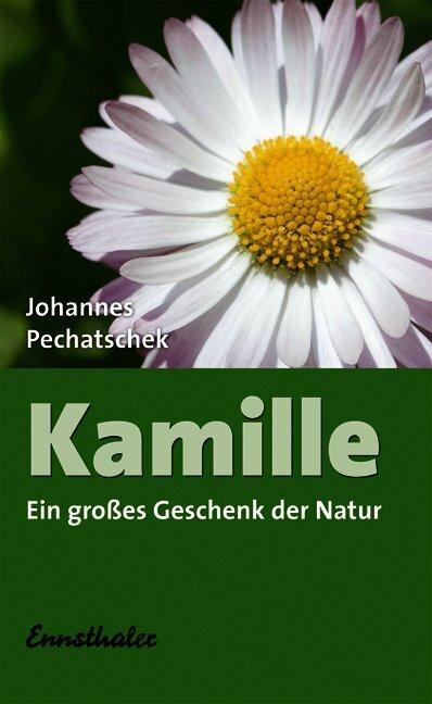 Kamille als Buch