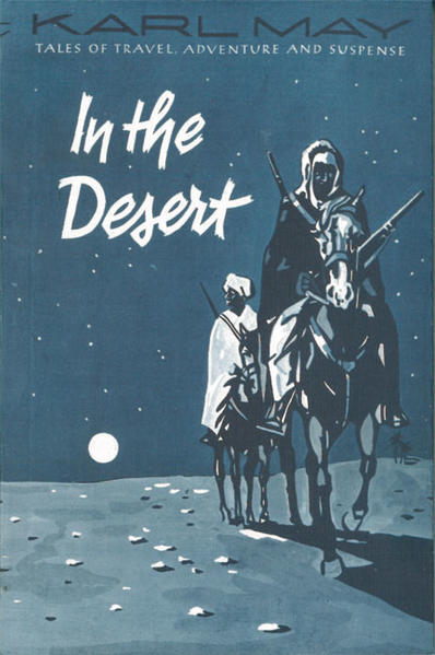 In the Desert als Buch