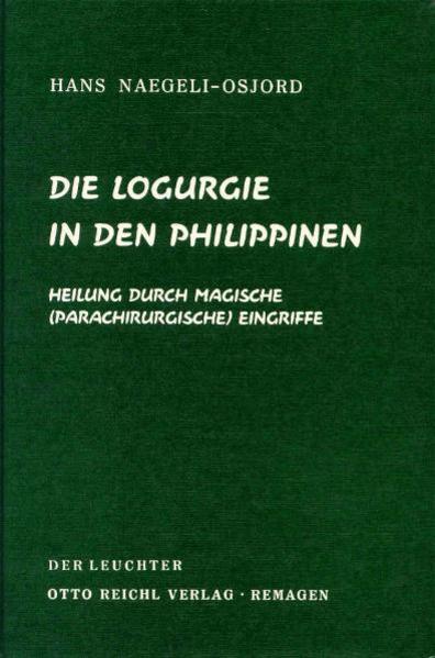 Die Logurgie auf den Philippinen als Buch