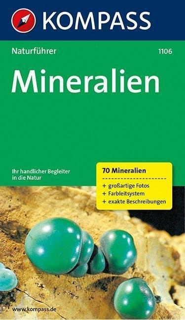 Naturführer Mineralien als Buch