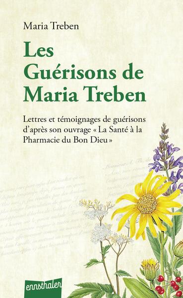 Les Guérisons de Maria Treben als Buch