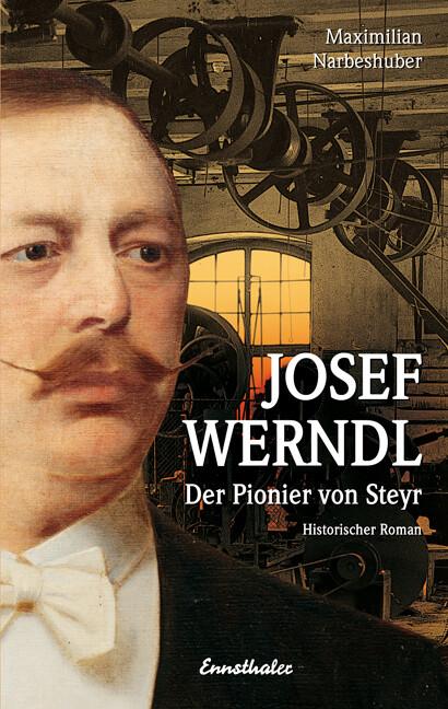 Josef Werndl als Buch