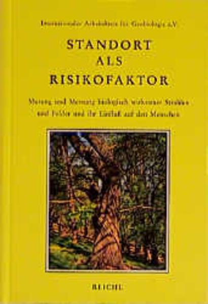 Standort als Risikofaktor als Buch