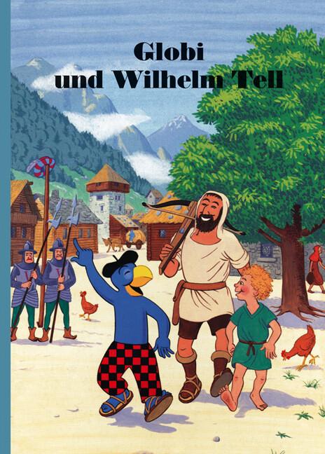 Globi und Wilhelm Tell als Buch