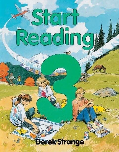 Start Reading Book 3 als Taschenbuch