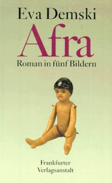 Afra als Buch