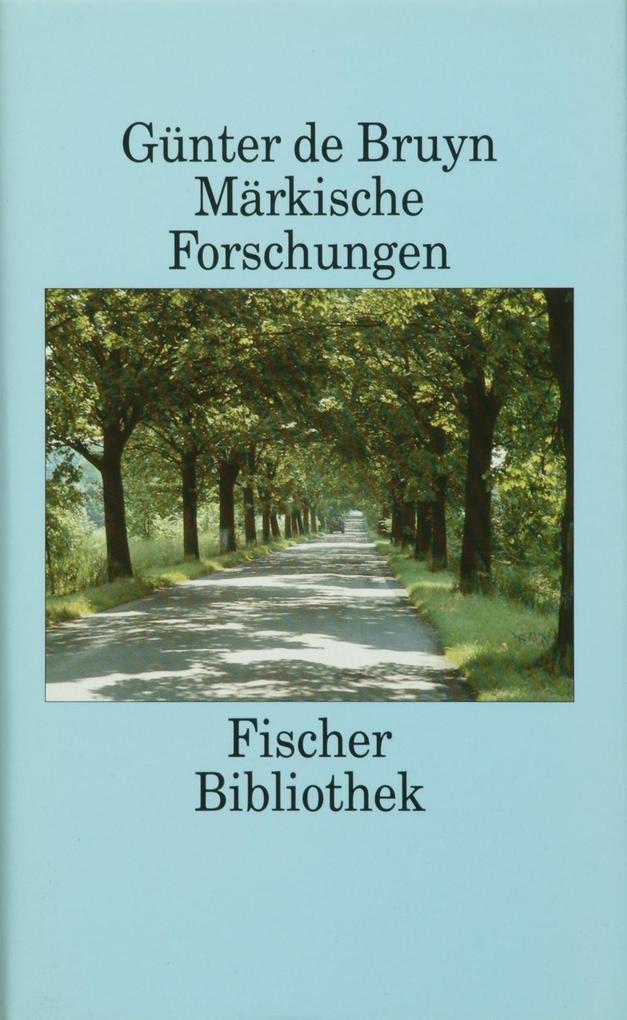 Märkische Forschungen als Buch
