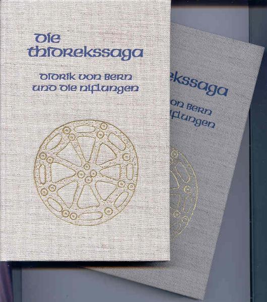 Die Thidrekssaga oder Dietrich von Bern und die Niflungen, 2 Bde. als Buch