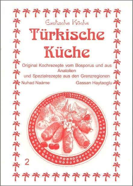 Türkische Küche als Buch