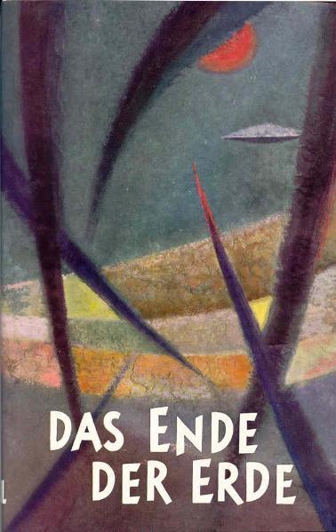Das Ende der Erde als Buch
