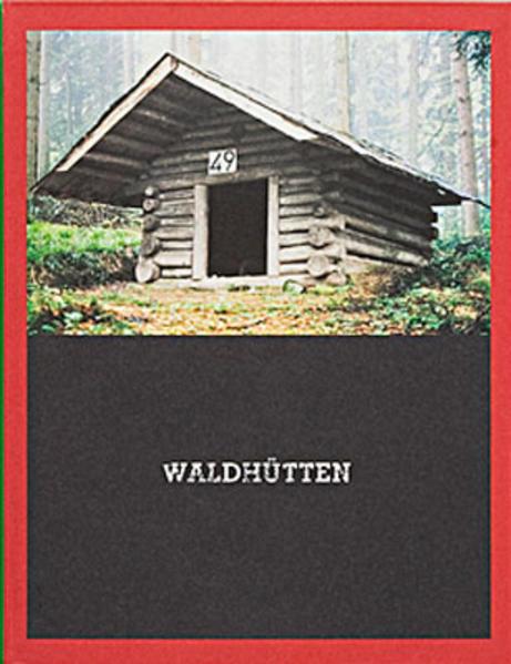 Waldhütten als Buch