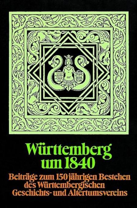 Württemberg um 1840 als Buch