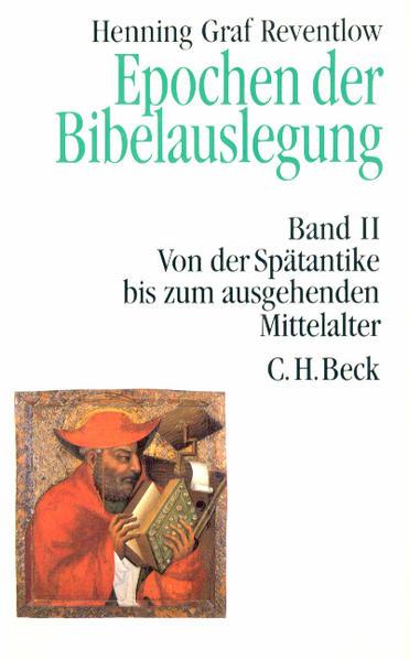 Epochen der Bibelauslegung Bd. II: Von der Spätantike bis zum Ausgang des Mittelalters als Buch