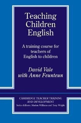 Teaching Children English als Taschenbuch